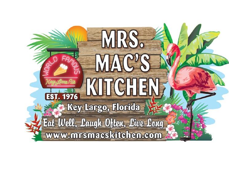 Mrs. Mac's Kitchen I