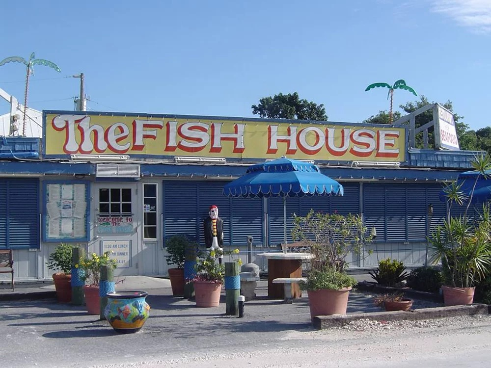 The Fish House Restaurant & Seafood Market